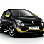 Die Sonderserie Renault Twingo R.S. Red Bull Racing