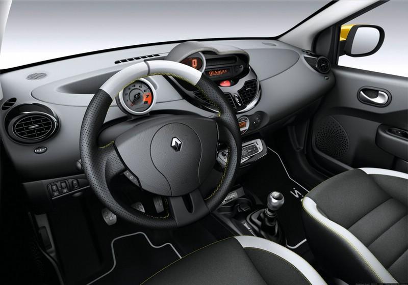 Renault Twingo Bilder