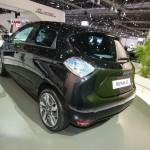 Renault Zoe auf der AMI