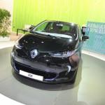 Das neue Renault-Elektroauto Zoe