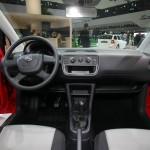 Das Cockpit des Skoda Citigo