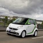 Smart Fortwo Electric Drive ist ein Elektroauto von Daimler