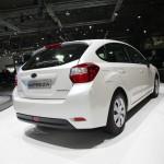 Der neue Subaru Impreza auf der AMI 2012