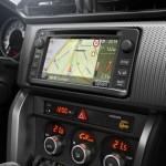 Das Navigationssystem Toyota Touch & Go im Toyota GT86