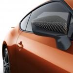 Spiegelkappen in Karbonoptik - Toyota GT86