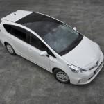 Der neue Siebensitzer Toyota Prius+