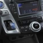 Toyota Prius+ Interieur, Verarbeitung