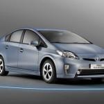 Toyota Prius Plug-in Hybrid 2012