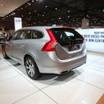 Volvo V60 Plug-in-Hybrid braucht nur wenig Kraftsttoff