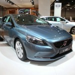 Volvo V40 Front, Grill - AMI 2012
