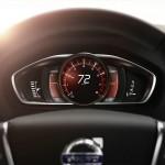 Der tachometer des Volvo V40