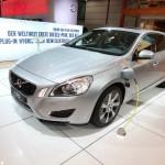Volvo V60 Plug-in-Hybrid auf der Leipziger Automesse AMI