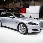 Jaguar präsentiert den XF Sportbrake (Kombi) in leipzig