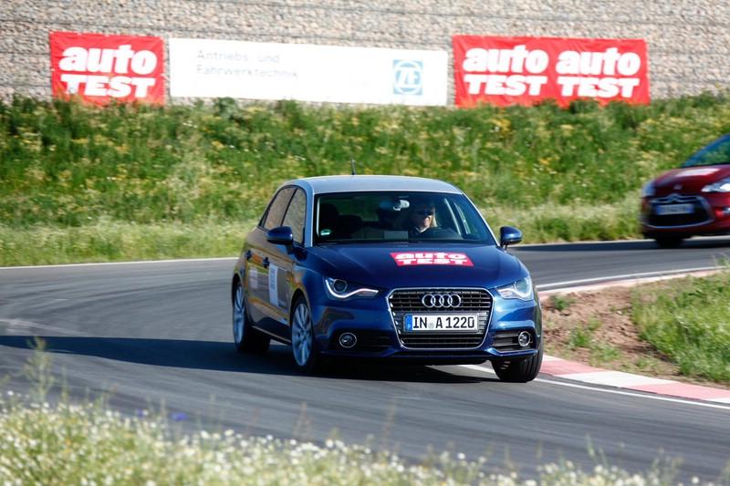 ZF Praxistest 2012 von AUTO TEST in Schlüsselfeld