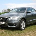 Audi Q3 quattro 2.0 TSFI mit 211 PS im Test