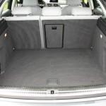 Der Kofferraum des Audi Q3 quattro 2.0 TSFI