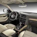 Das Innenleben des Audi Q5