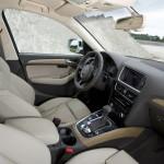 Der Innenraum des Audi Q5
