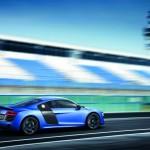 Audi R8 V10 plus 2012 in der Seitenansicht