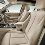 Der Innenraum der neuen BMW 3er Touring