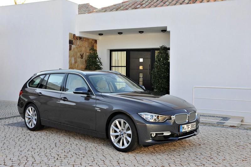 Der neue 3er BMW als Touring
