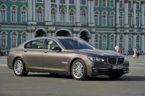 BMW 750 Li Exterieur