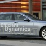 BMW-Hybridfahrzeug Active Hybrid 3 von der Seite