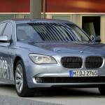 Der neue BMW Active Hybrid 3 von vorne