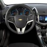 Das Cockpit des neuen Chevrolet Cruze Kombi