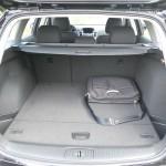 Der Kofferraum des Chevrolet Cruze Kombi