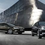 2012-er Citroen C5 als Limousine und Kombi