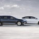 Der neue Citroen C5 als Limousine und als Tourer