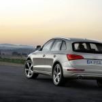 Audi Q5 von hinten