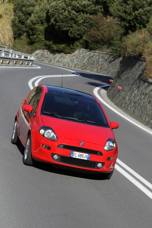 Fiat Punto Typ 199