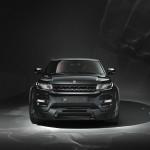 Hamann Range Rover Evoque in der Frontansicht