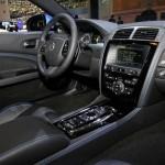 Der Innenraum des Jaguar XKR-S