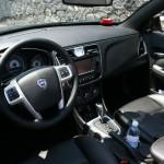 Das Cockpit des Lancia Flavia