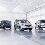 Der Mercedes-Benz Citan in verschiedenen Varianten