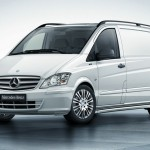 Mercedes-Benz Vito Effect in der Kastenwagen-Variante in Weiss