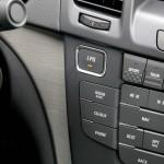 Der LPG-Schalter im Opel Insignia 1.4 Turbo LPG Ecoflex