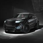 Range Rover Evoque von Hamann tiefergelegt