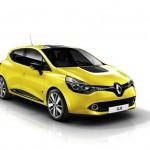 Neuer Renault Clio in der vierten Generation 2013