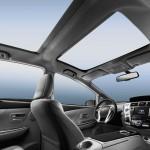 Das Interieur des Toyota Prius Plus