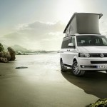 VW California Edition in der Frontansicht