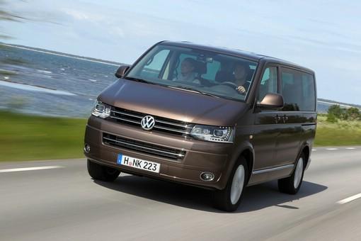 Die T-Reihe von Volkswagen