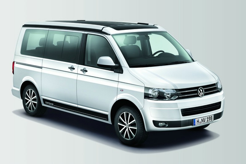 Die California Edition von Volkswagen