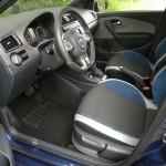 Die Sitze des Polo Blue GT - Innenraum