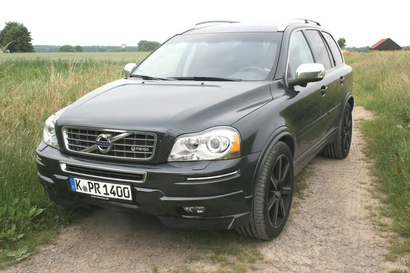 Volvo XC90 Heico Sportiv in schwarz im Test
