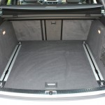 Der Kofferraum des Audi A4 allroad quattro 3.0 TDI clean diesel