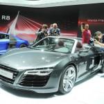 Der Audi R8 V10 leistet 525 Ps